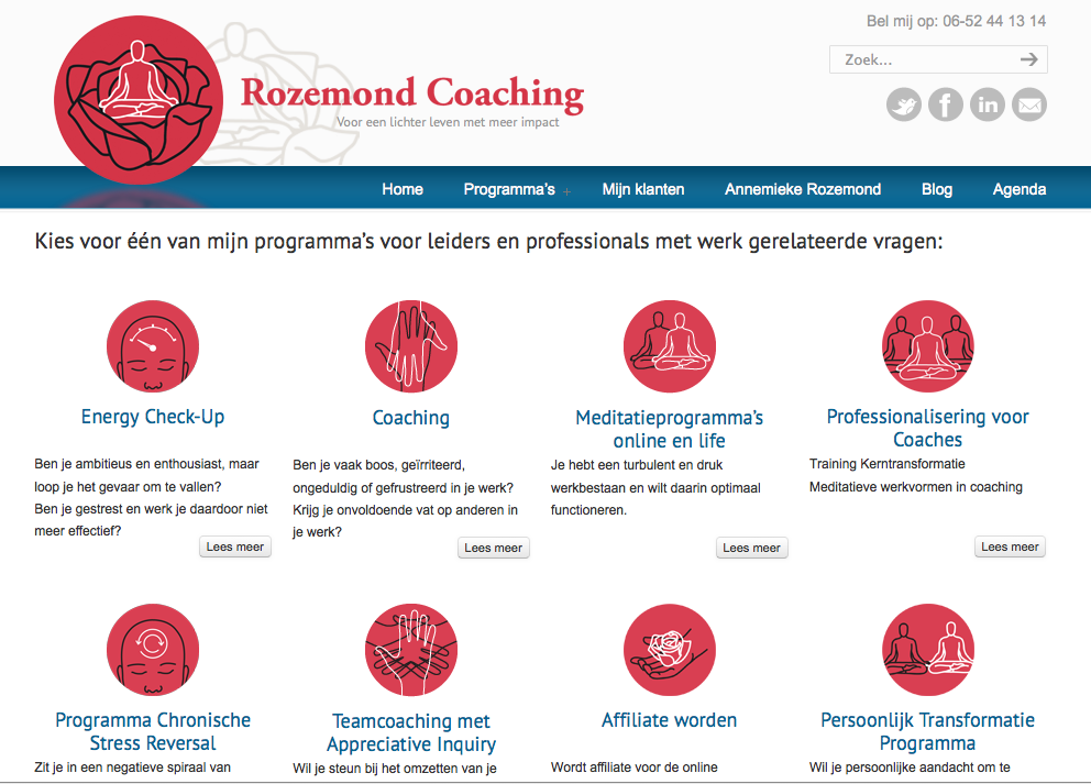 rozemond coaching