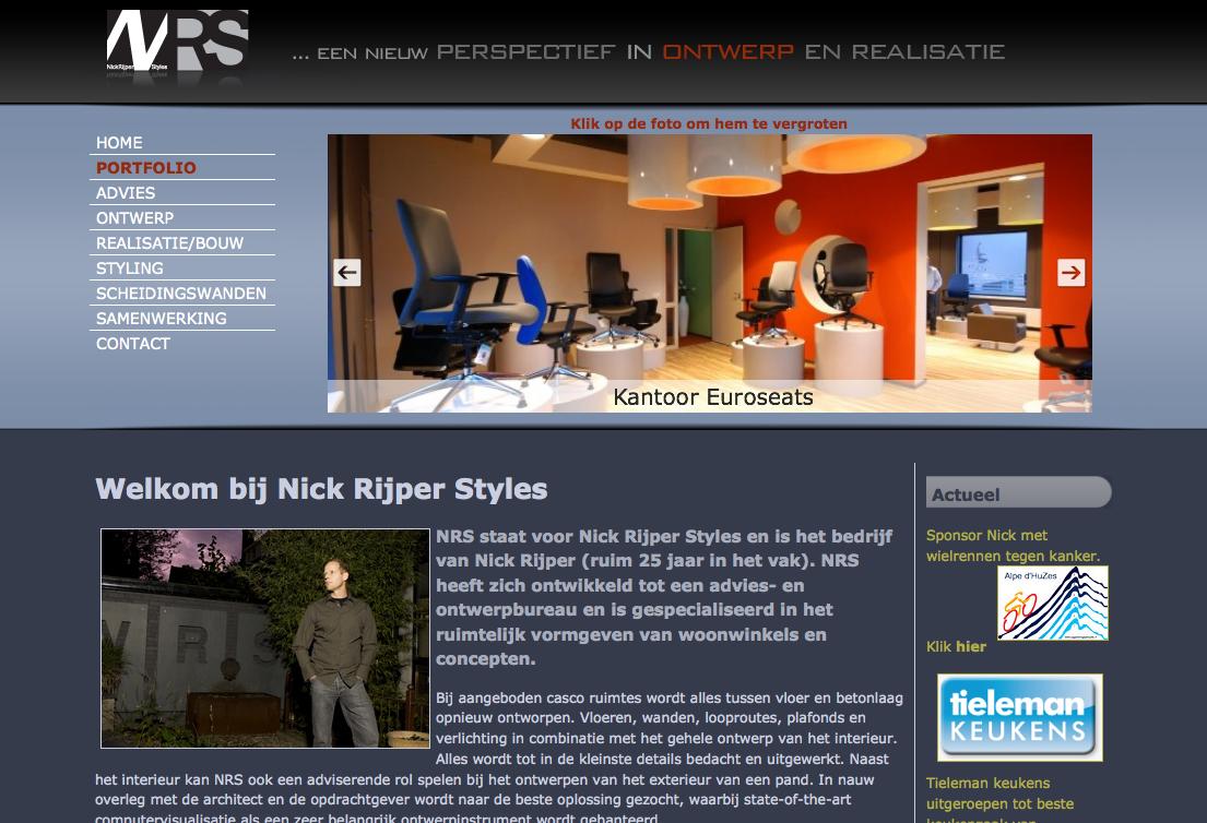 Nick Rijper Styles