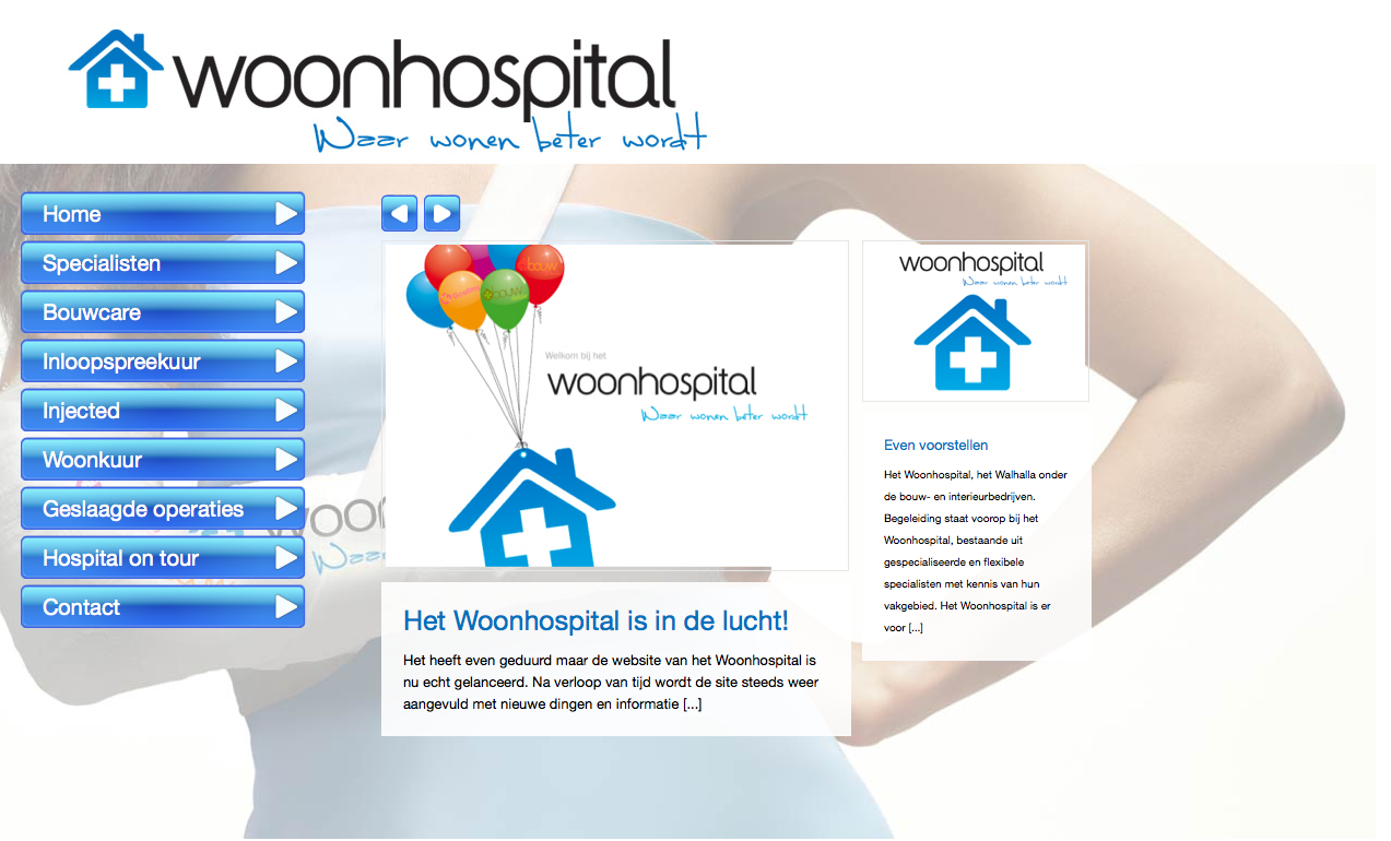 Het Woonhospital