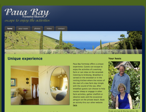 Pauabay, farmstay, Bed & Breakfast
