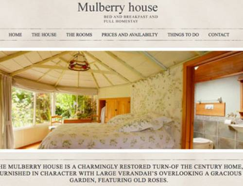 Bed and Breakfast, Mulberry House