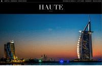 Cercle Haute website