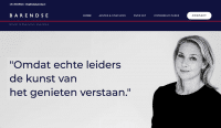 Frieda Barendse Advies & Executive coaching