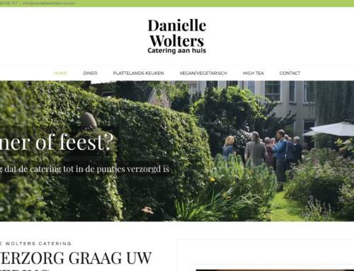 Danielle Wolters catering