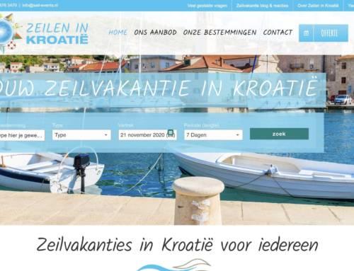 Zeilen in Kroatië
